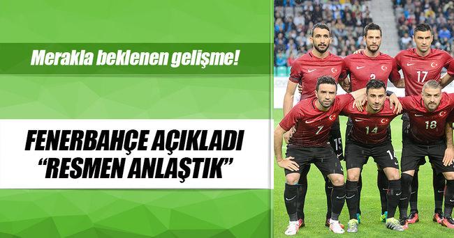 Fenerbahçe Mehmet Topal'ı resmen açıkladı!
