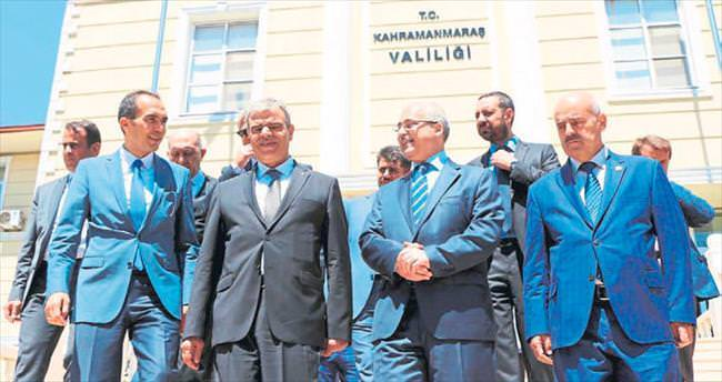 Kahramanmaraş'a Kaynak'tan destek