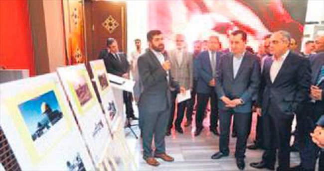 'Başkentte Kudüs' sergisi açıldı