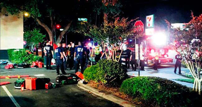 Gece kulübünde katliam 50 ölü
