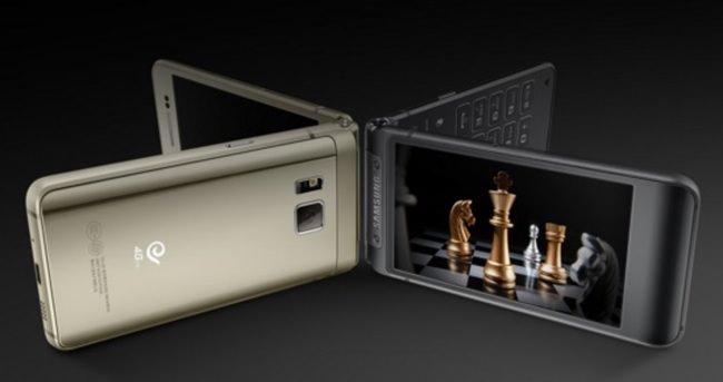 Samsung Veyron İle kapaklı telefonları yaşatacak