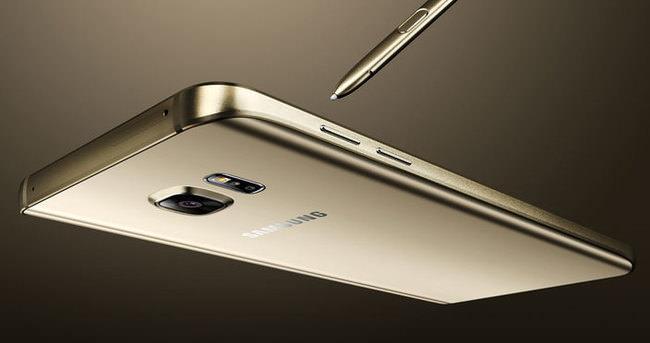 Samsung Galaxy Note 7'nin görseli sızdı