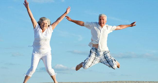 Uzun yaşamanın 5 sırrı var