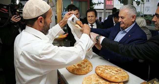 Başbakan, kömür ocağında işçilerle iftar yapacak