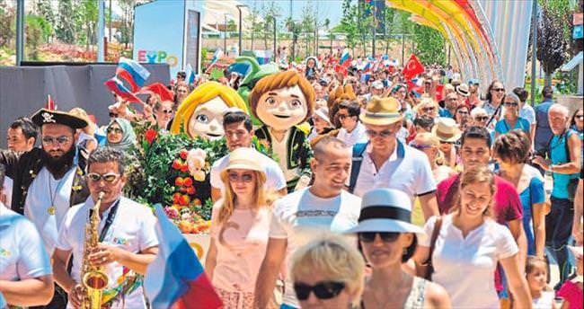 Türk-Rus dostluğu için temeller atıldı