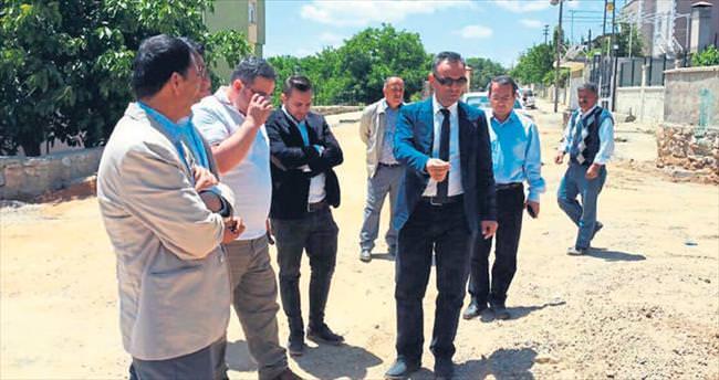 KASKİ'den Afşin'e içme suyu yatırımı