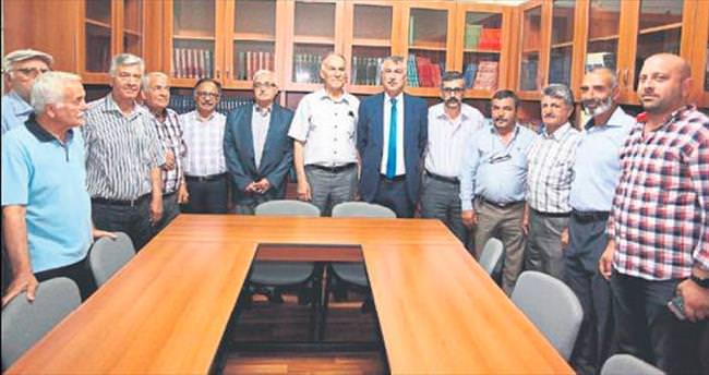 Seyhan Belediyesi kütüphane kurdu
