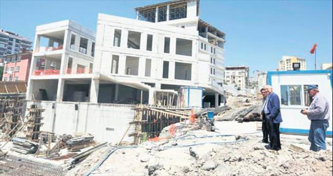 Yenimahalle'de projeler gün yüzüne çıkıyor