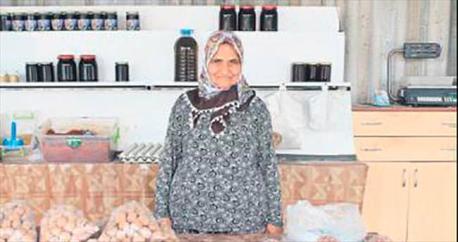 Elif Uğuz: Katil fındıklarımı çaldı
