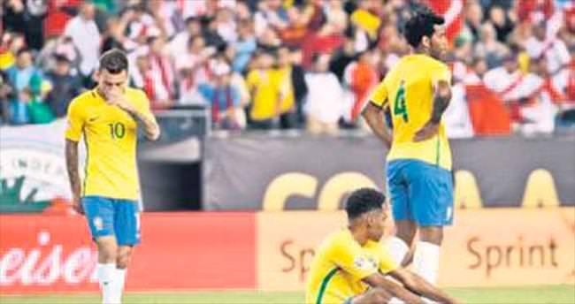 Brezilya'ya şok