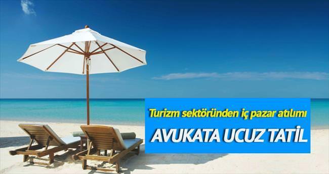 100 bin avukata ucuz tatil