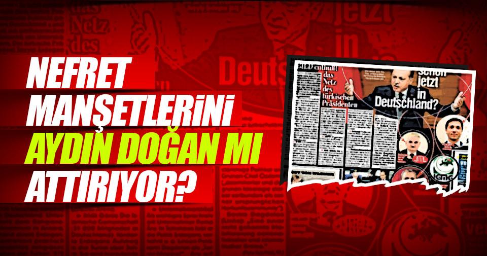 Alman ortağıyla Türkiye'yi vuruyor!