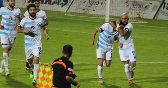 Adana Demirspor, Murat Akyüz'le vedalaştı