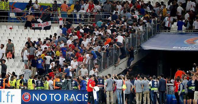 UEFA'dan Rusya ertelenmiş diskalifiye cezası