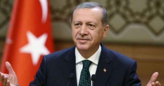 Erdoğan Büyükelçi Marar'ı kabul etti