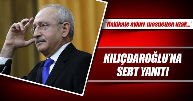 Tivnikli'den Kılıçdaroğlu'na cevap!