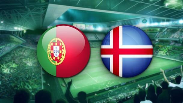 Portekiz ile İzlanda ile berabere akldı
