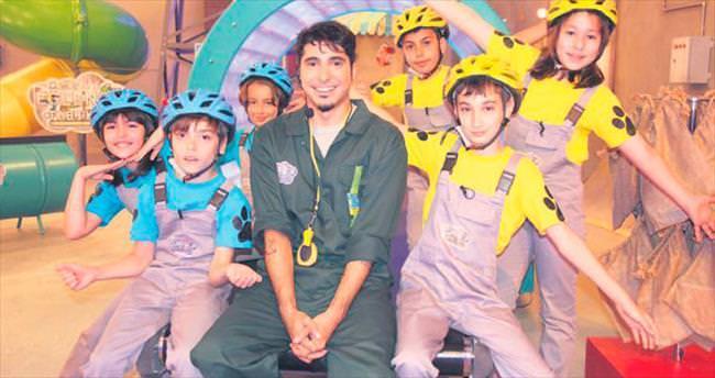 'Çocuklar için iş yapmak keyifli'
