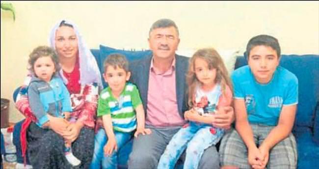 Başkan Akdoğan vatandaşla birlikte