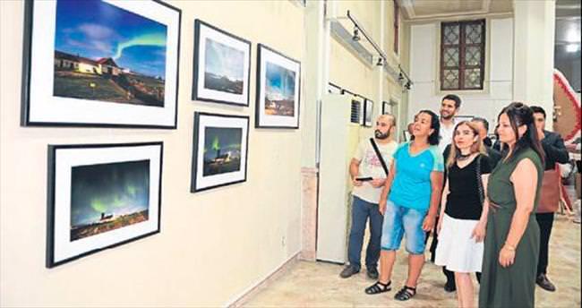 İzlanda fotoğraf sergisi ilgi gördü