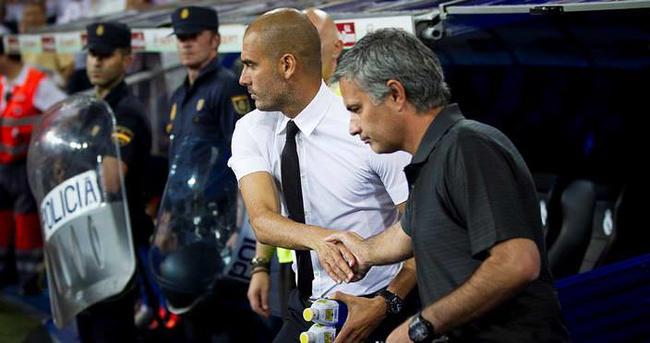 Guardiola - Mourinho kapışmasının tarihi belli oldu