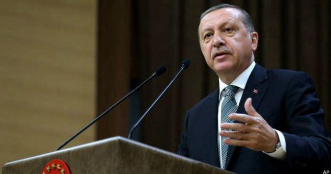Erdoğan'ın Alawi'yi kabul etti