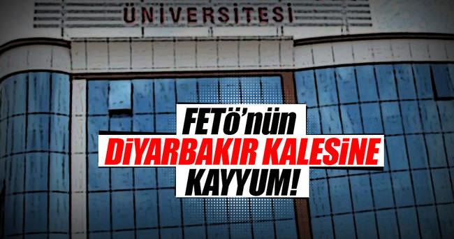Selahaddin Eyyubi Üniversitesi'ne kayyum atandı