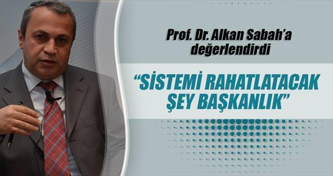 Türkiye'deki sistem bir tür yarı başkanlık