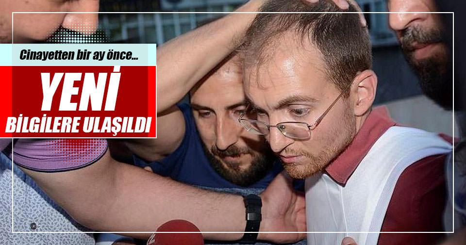 Atalay Filiz son cinayetten önce ev kiralamış