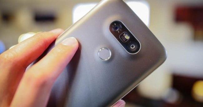 LG G5 kamera puanı belli oldu