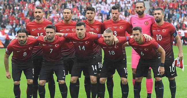 Türkiye galibiyet için sahada