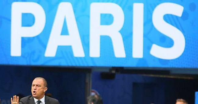 Fatih Terim'le 125. milli maç