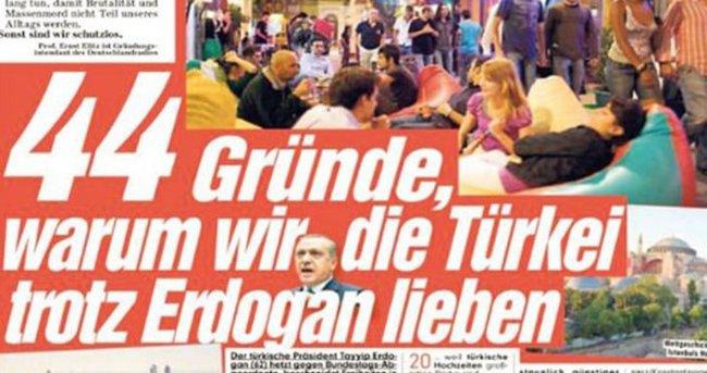 Aydın Doğan'ın ortağı Türkiye'ye hakaret etmeye devam ediyor