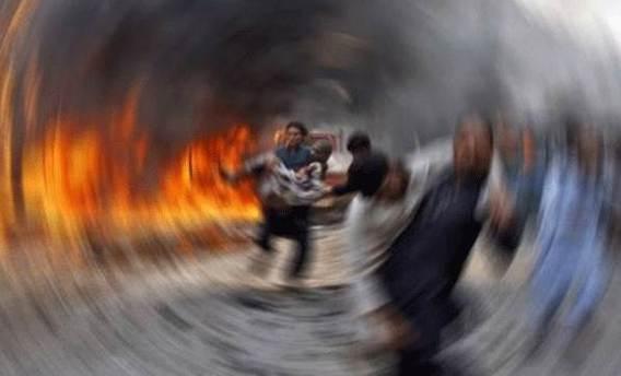 Libya'da intihar saldırısı!!