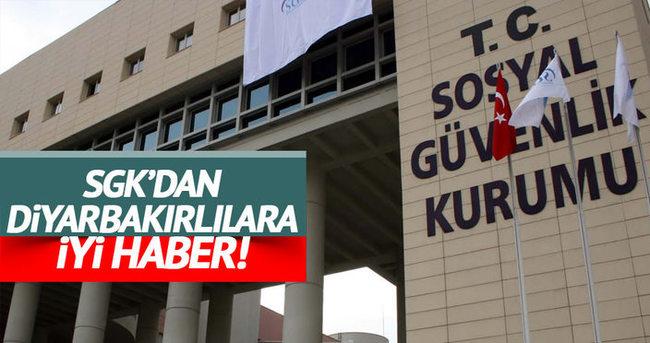 SGK, Sur ve Silvan'daki esnafın prim borçları erteledi