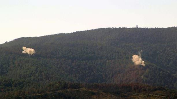 ESED rejimi ve Rus uçaklarının yoğun bombardımanı devam ediyor