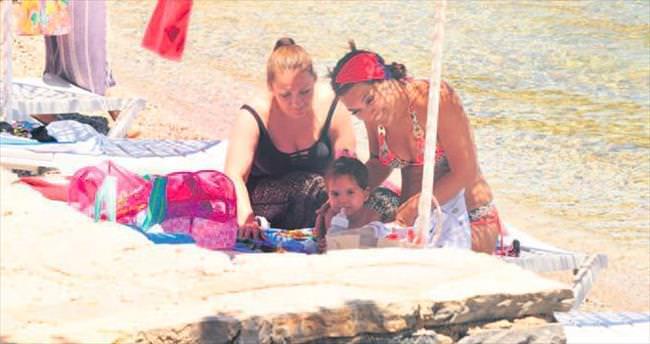 'Ben Gölcük kızıyım halk plajına da giderim'