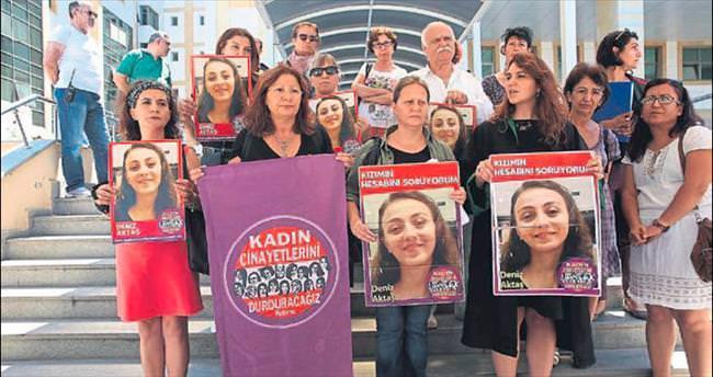 Öldürülen kızları için adalet talebi