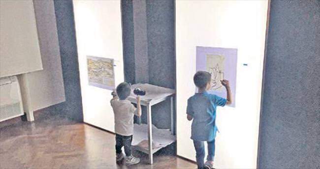 Arkas Sanat'tan çocuklara özel