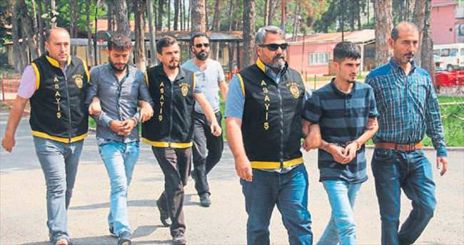 Akaryakıt istasyonu gaspçıları tutuklandı