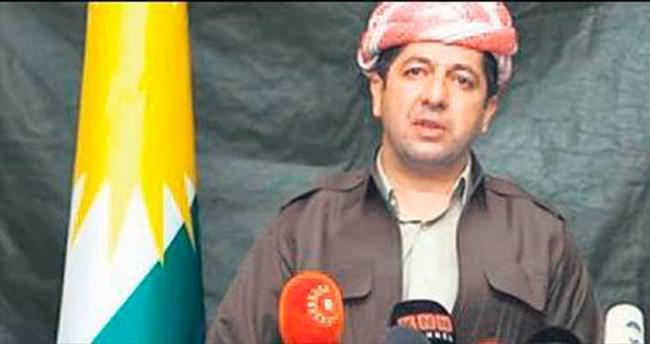 Barzani: Irak üçe bölünmeli