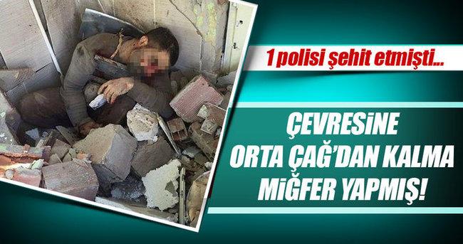 Arnavutköy saldırganı hazırlıklı gelmiş!
