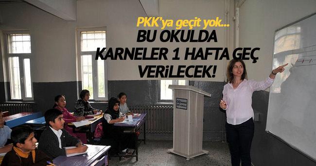 Yüksekova'daki öğrenciler 1 hafta daha okula gidecek
