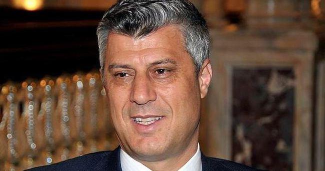 Kosova Cumhurbaşkanı Taçi Papa'dan ülkesini tanımasını istedi