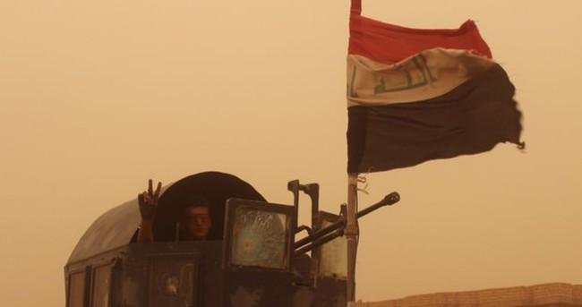 Irak ordusu Felluce'nin merkezine girdi