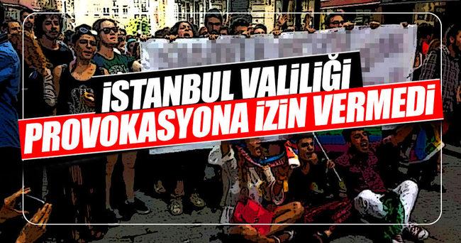 İstanbul Valiliği'nden LGBT'nin yürüyüşü için flaş açıklama