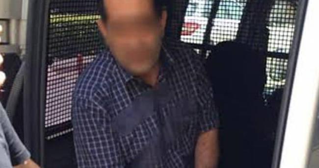 12 yaşındaki kıza aşk mesajları atan kişi gözaltına alındı