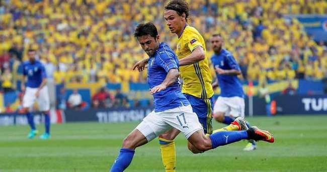 Bu gol İsveç'i EURO 2016'dan Eder!