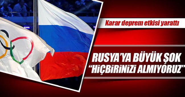 Rusya'ya büyük şok!