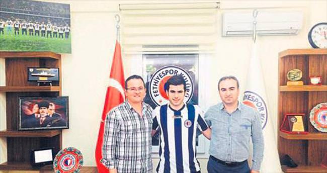 Fethiyespor Oktay'ı kaptı